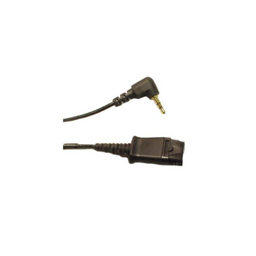 Plantronics 2 5mm Quick-Disconnect Adapter for Cisco Phones