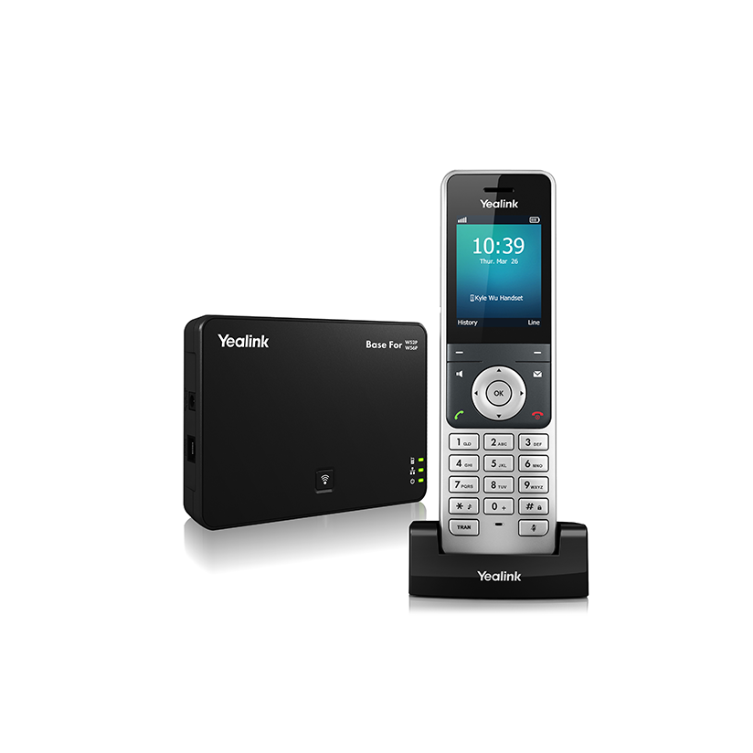 Yealink W56p Hd Ip Dect Phone Global Voip Communications