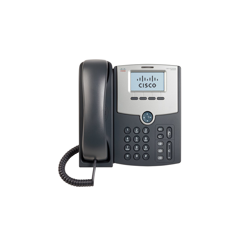 Cisco Spa504g 4 Line Ip Phone Global Voip Communications