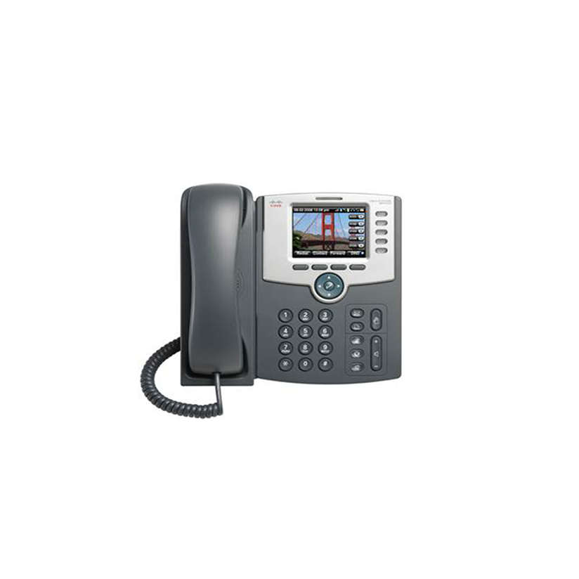 Power Supply not Included NEW Cisco SPA514G 4-Line VoIP IP Phone PoE